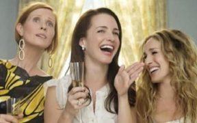 Carrie, Charlotte y Miranda están de regreso; protagonistas de 'Sex and the City' comparten foto de su reunión