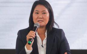 Fujimori acusa fraude e interferencia internacional en resultados electorales