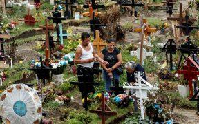 México supera los 2 millones 250 mil casos y las 230 mil muertes por Covid-19