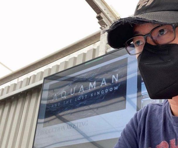 Revelan título de la secuela de 'Aquaman'; comenzará su rodaje en julio