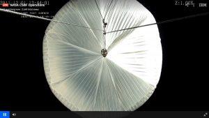 IPN realiza con éxito su segunda misión a la estratosfera con la NASA