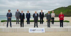 Donar mil millones de vacunas contra Covid y otros compromisos clave de los líderes del G7