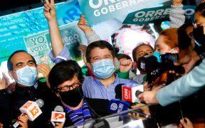 Centroizquierda gobernará en Santiago de Chile y en la mayoría de regiones