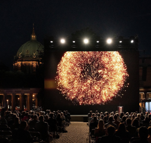 Por primera vez fuera del cine, la Berlinale entrega sus Osos de Plata