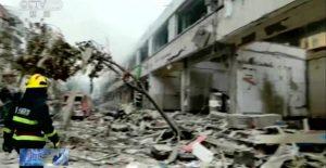 Explosión de tubería de gas en China deja saldo de al menos 12 muertos y 150 heridos