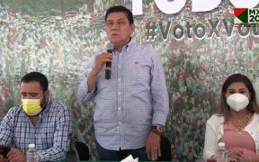 Mario Moreno Arcos impugnará resultados de la elección en Guerrero