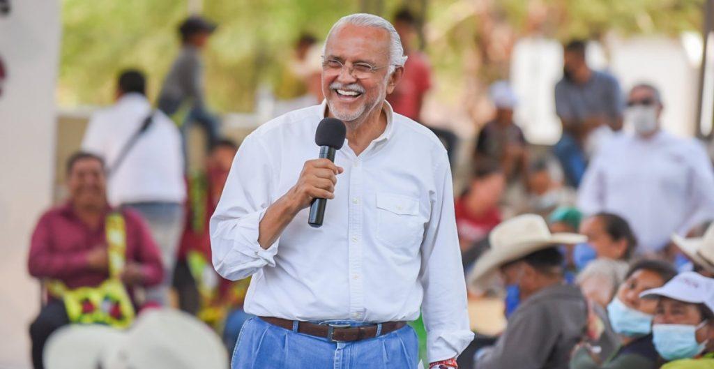 Miguel Ángel Navarro recibe constancia de mayoría como gobernador de Nayarit