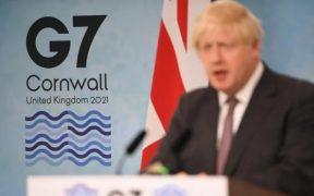 """China arremete contra el G7 por comunicado conjunto que acusa de """"difamatorio"""""""