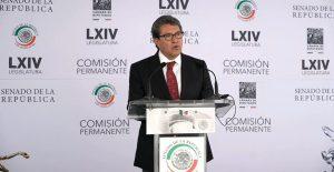 """""""La alianza con el Verde representa gobernabilidad, los necesitamos"""", admite Ricardo Monreal"""