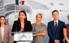 Senadores del PVEM respaldan acuerdo nacional propuesto por Manuel Velasco