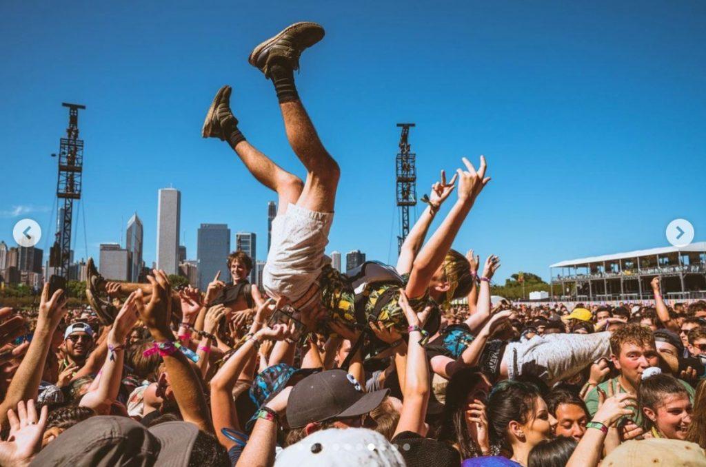 Chicago regalará boletos para Lollapalooza a quienes accedan a vacunarse en Lolla Day