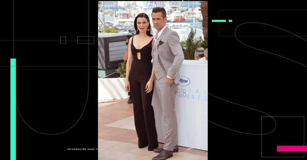 Los protagonistas de 'The Lobster', Rachel Weisz y Colin Farrell, volverán en 'Love Child' de Todd Solondz