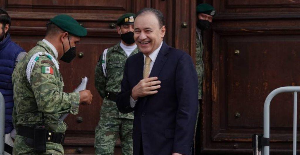 """Durazo reconoce alto nivel de inseguridad en México; adscripción de Guardia Nacional a Sedena es para ser """"prácticos"""", dice"""