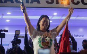 Keiko Fujimori rechaza derrota y sostiene que aún faltan actas por resolver