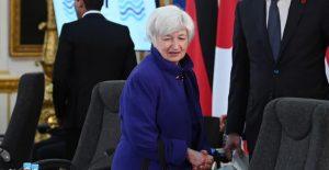 """Alza de precios en Estados Unidos es """"temporal"""" y """"transitorio"""": Janet Yellen"""