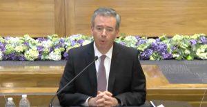 """""""Hay que mantener la estabilidad institucional"""", declara Díaz de León sobre la llegada de Arturo Herrera a Banxico"""