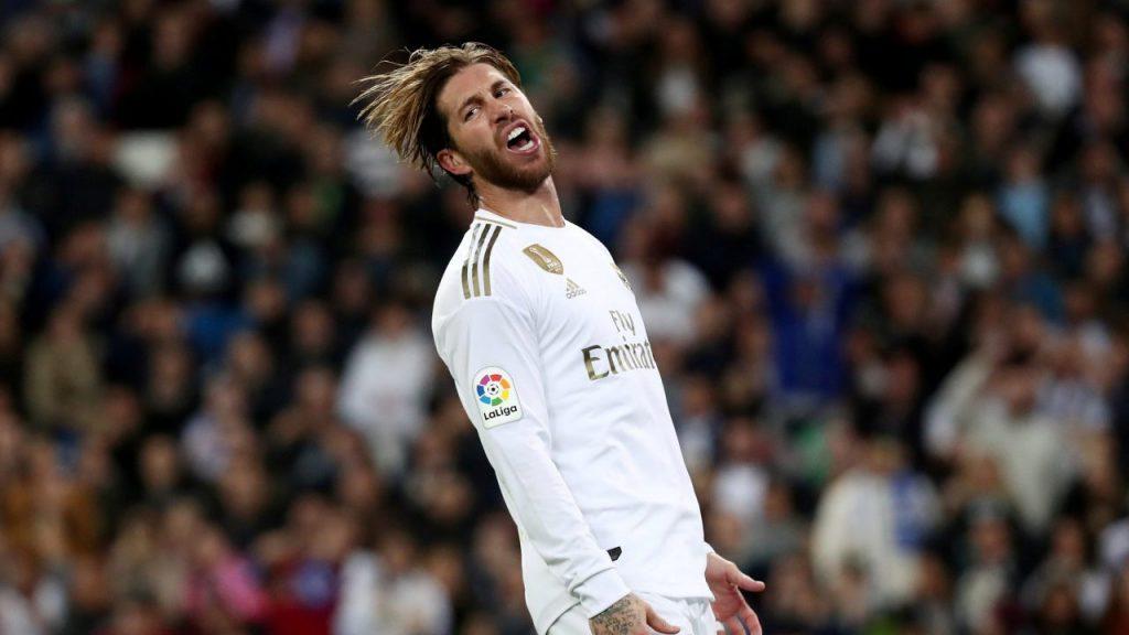 Sergio Ramos se va como leyenda del Real Madrid. (Foto: Reuters).