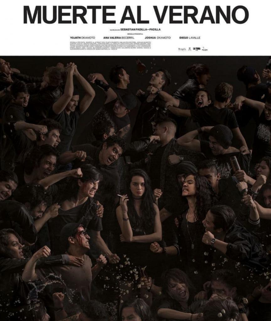 'Muerte al verano', una historia contada desde el death Metal en Monterrey, llega este jueves a las salas de cine