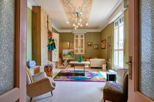 Roma exhibe la casa del futurista Giacomo Balla 150 aniversario