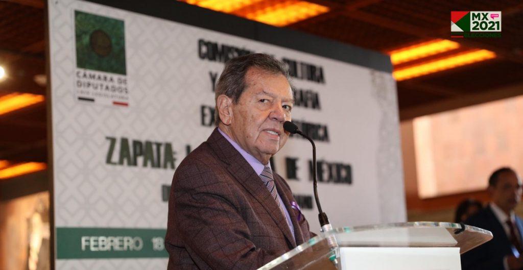 Muñoz Ledo no cumplió con el proceso para ser postulado a diputado por Morena: TEPJF