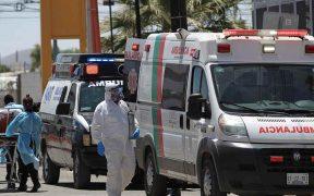 México supera los 2 millones 463 mil contagios de Covid-19