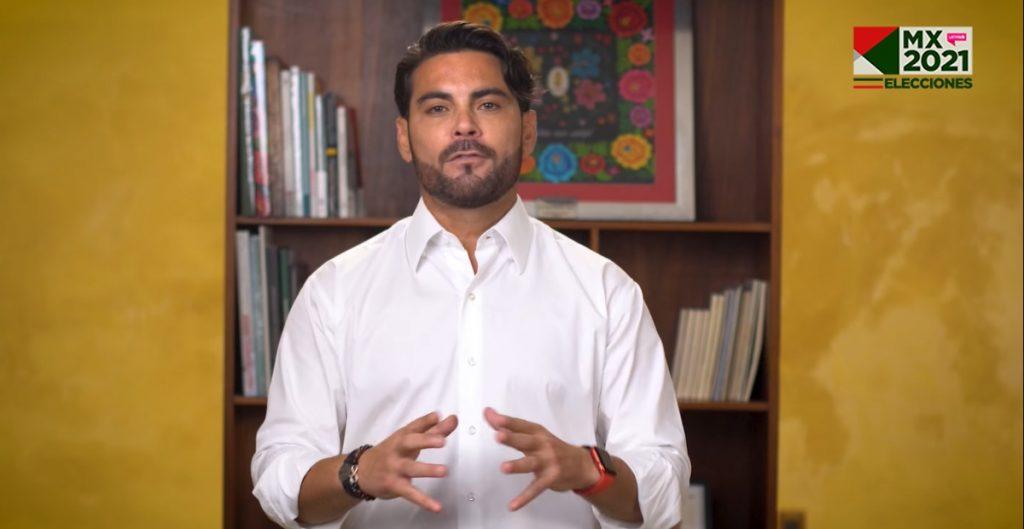 Christian Castro Bello presenta impugnación de la elección a gobernador en Campeche