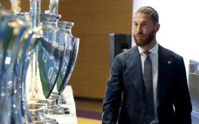 Ramos se despidió del Real Madrid con tristeza. (Foto: Real Madrid).