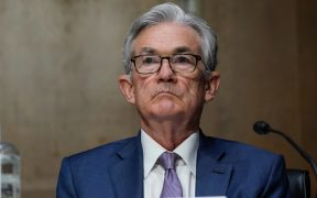 La Reserva Federal de EU busca que la tasa de interés de referencia se eleve dos veces para 2023