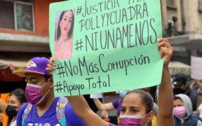 Marchan en CDMX para exigir justicia para mujeres atropelladas en Iztacalco por presunto feminicida