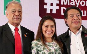 PT y PVEM reiteran su apoyo al proyecto del presidente López Obrador desde la legislatura