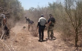 Hallan cuerpo cuyas ropas coinciden con líder yaqui desaparecido en Guaymas