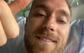 Eriksen recibió el alta médica tras recibir el implante de un marcapasos. (Foto: Reuters).