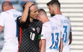 Croacia no ha dado buenas exhibiciones pese a contar con figuras como Modric. (Foto: Reuters).