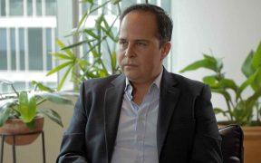 """""""Personas con licenciatura y jóvenes abandonaron a la coalición lopezobradorista"""": Javier Márquez, en entrevista con María Scherer"""