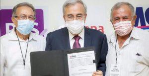 PRI impugna triunfo de Rubén Rocha, de Morena, como gobernador de Sinaloa; dirigencia estatal, en desacuerdo