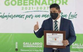 Coalición PAN-PRI-PRD pide juicio de nulidad de la elección de gobernador en San Luis Potosí