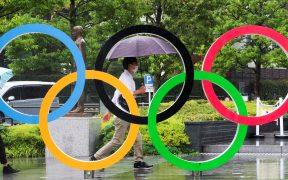 Los espacios públicos para seguir los Juegos fueron cancelados por el gobierno de Tokio. (Foto: Reuters).