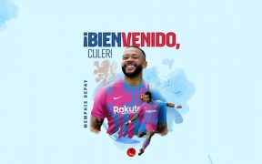 Depay llega por dos temporadas al Barcelona. (Foto: FC Barcelona).