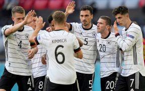Alemania se levantó y terminó goleando a Portugal. (Foto: EFE).