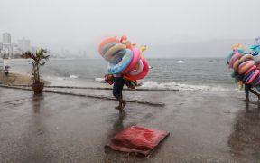 Dolores se disipa en México tras dejar tres muertes por tormentas eléctricas