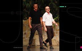 Dolce & Gabbana regresó a las pasarelas con la colección de 'terapia de luz' para salir de la pandemia