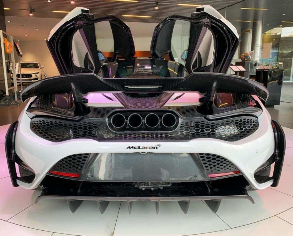 Subastarán un McLaren F1 fabricado en los 90 con menos de 390 km; podría alcanzar la suma de 15 mdd