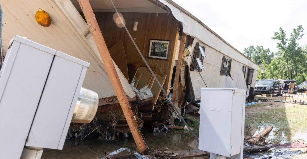 """10 niños, entre víctimas de tormenta """"Claudette"""" en EU; suman 13 muertos"""
