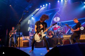 Nueva York volvió a los eventos masivos con Foo Fighters, que presentó un adelanto de su homenaje a Bee Gees