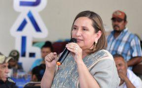 Sandoval será recordada como la secretaria que exculpó los fraudes de Bartlett, acusa Xóchitl Galvez