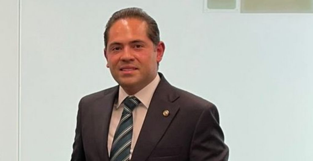 """PVEM será aliado de Morena, pero no le dará """"cheque en blanco"""": Bolaños-Cacho"""