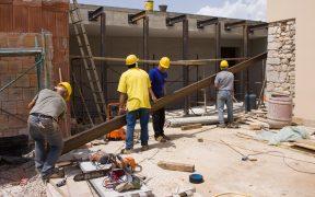 En el sector de la construcción 36 mil 446 personas aún no recuperan su empleo, según el Inegi