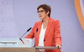 """Alemania insiste en reformar la OTAN para afrontar """"amenazas"""" de Rusia y China"""