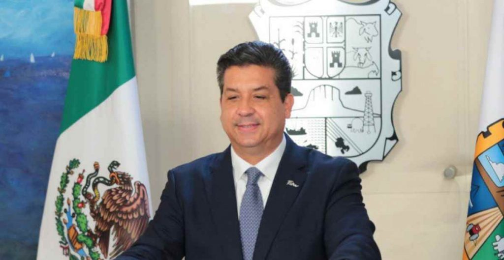 """""""Asumo mi responsabilidad y habrá fuerte respuesta contra grupos criminales"""", promete García Cabeza de Vaca"""