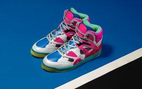 Demetra, el nuevo material vegano de Gucci; crea zapatillas y bolsas con él